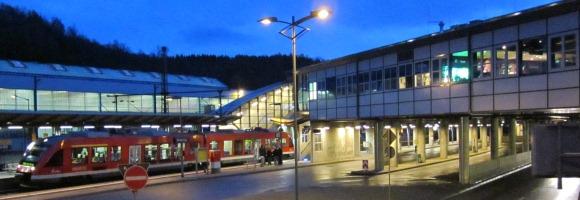 Regio Bahnof