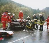 Aufgaben der Feuerwehr - Bergen