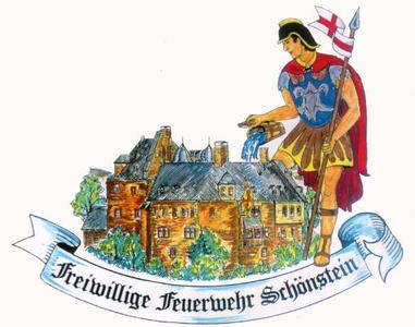 Feuerwehr Schönstein - Logo