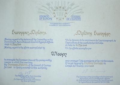 Europäische Diplom
