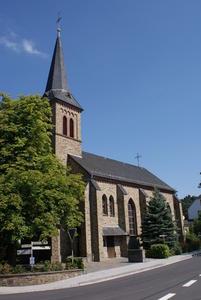 Katholische Kirche Mittelhof
