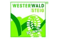 Logo 10 Jahre Westerwaldsteig