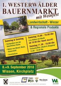 Bauernmarkt Plakat