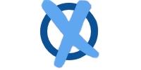 Icon Wahlkreuz blau