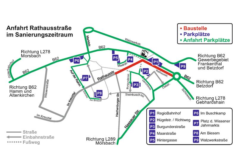 Verkehrsplan