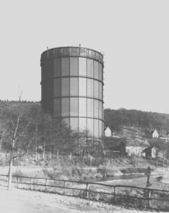 Gasometer in Siegenthal