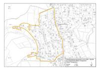 Klarstellungssatzung Honigsessen - Planzeichnung