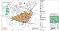 Bebauungsplan Auf den Weiden, 1. Änderung - Planzeichnung