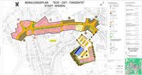 Bebauungsplan Süd-Ost-Tangente - Planzeichnung
