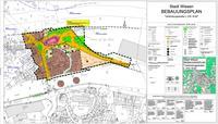 Bebauungsplan Verbindungsstraße L278-B62 - Planzeichnung