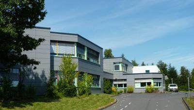 Förderschule am Alserberg - Schulgebäude