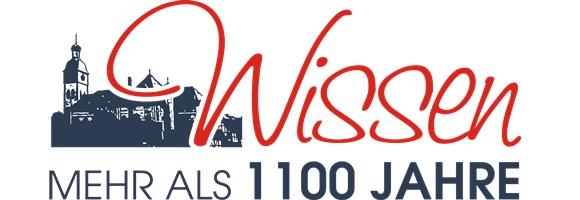 Logo 1100 Jahre Wissen