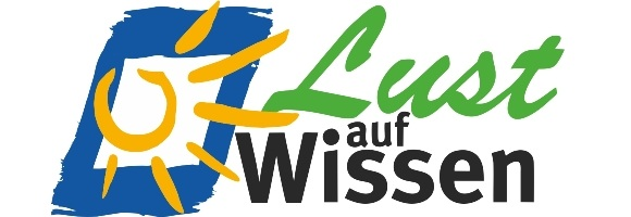 Logo Lust auf Wissen